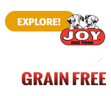 Joy Grain Free Dog Food