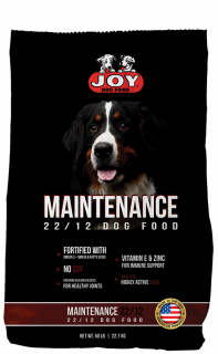 Joy Maintenance 22/12 Dog Food